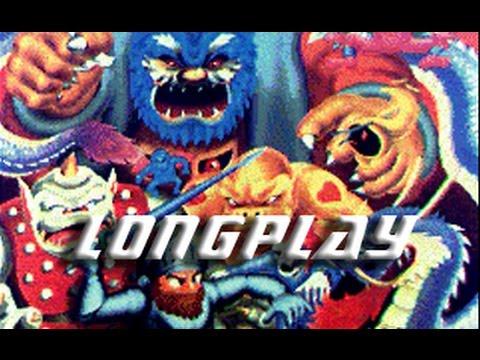Ghost & Goblins (Amiga) Longplay