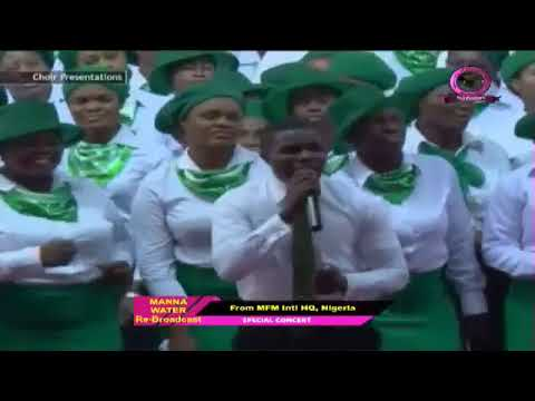 IGBO MFM SPECIAL MANNA WATER SERVICE WEDNESDAY JUNE 17TH 2020