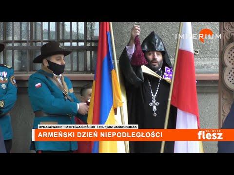 Flesz Gliwice / Armeński Dzień Niepodległości