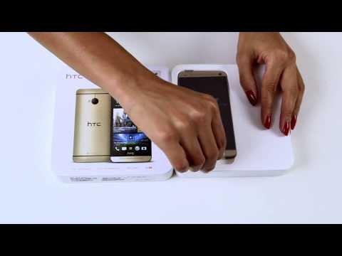 HTC One Gold Unboxing - UCQBX4JrB_BAlNjiEwo1hZ9Q