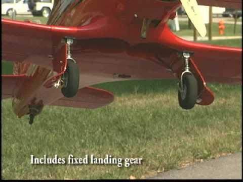 Spotlight: Top Flite Giant Beechcraft Staggerwing ARF - UCa9C6n0jPnndOL9IXJya_oQ