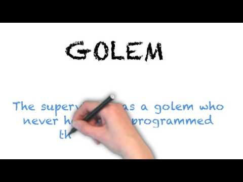 How to Pronounce 'GOLEM'- English Grammar