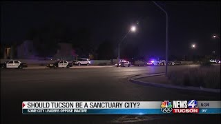 Voters will decide if Tucson should be a sanctuary city