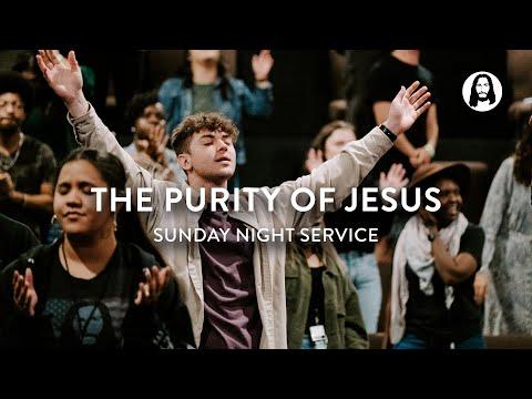The Purity of Jesus  Michael Koulianos  Sunday Night Service