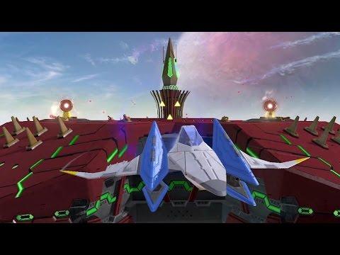 Star Fox Zero - Japanese Gameplay Clip - UCKy1dAqELo0zrOtPkf0eTMw
