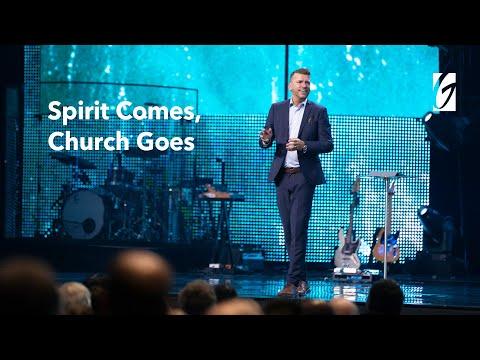 Joakim Lundqvist  Spirit Comes, Church Goes  Global Impact Weekend