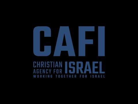Dean Bye from Christian Agency For Israel