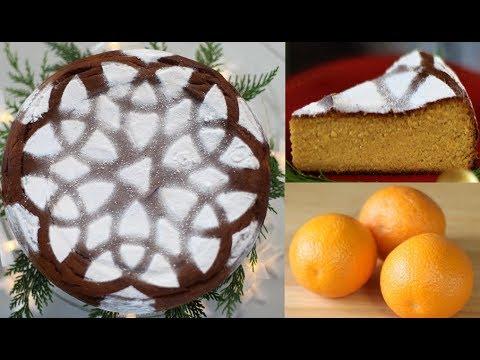 миндально-апельсиновый пирог без муки рецепт от  Dovna Enterprises
