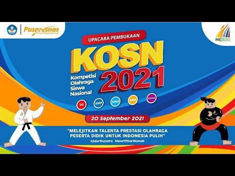 Kompetisi Olahraga Siswa Nasional 2021