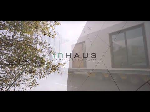 Implantación casa modular de diseño a medida en Valencia