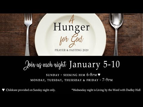 Sojourn Week Of Prayer And Fasting Service Livestream