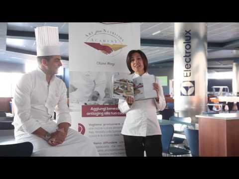 Paolo Cappuccio: + gusto e + benessere nella mia cucina con il Master in Culinary nutrition