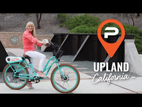 Pedego Upland | Electric Bike Store | Upland, California