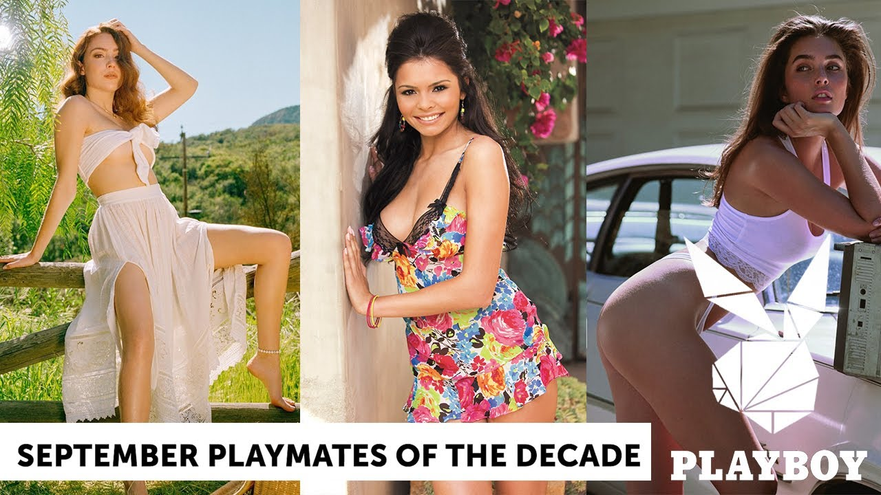 Playboy Plus HD – September Playmates Of The Decades