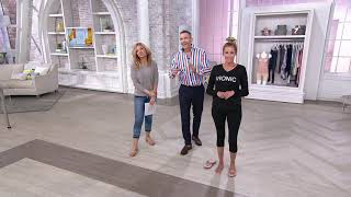 Vionic Leather Thong Sandals - Tide Anniversary on QVC