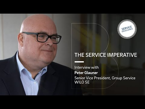 The Service Imperative   Interview with Peter Glauner, WILO SE