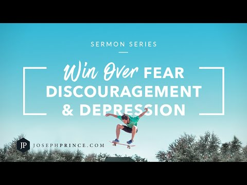 Win Over Fear, Discouragement And Depression Trailer  Joseph Prince
