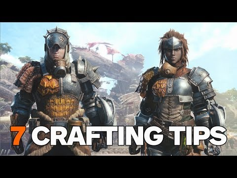 7 Essential Crafting Tips for Monster Hunter World. - UCKy1dAqELo0zrOtPkf0eTMw