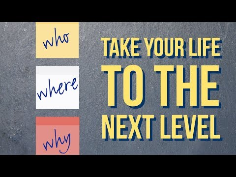 Take Your Life to the Next Level with Jennifer LeClaire & Scott Nary