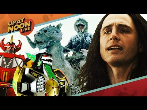 James Franco on The Disaster Artist, Power Rangers & Star Wars Winter Jackets! - Up At Noon Live! - UCKy1dAqELo0zrOtPkf0eTMw