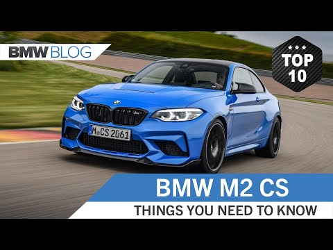 BMW M2 CS – Top 10 Things To Know