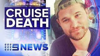 Australian dad dead after falling from Royal Caribbean Cruise ship | Nine News Australia