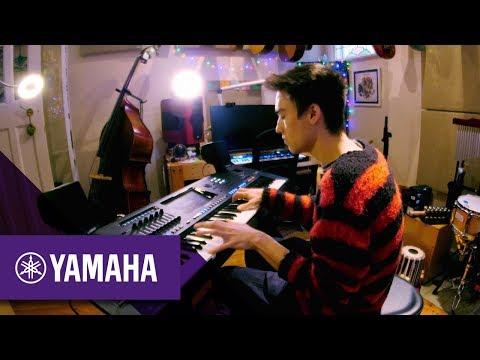 Jacob Collier and the Yamaha Genos Digital Workstation   Keyboards   Yamaha Music