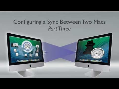 Configuring a ChronoAgent Sync Part III