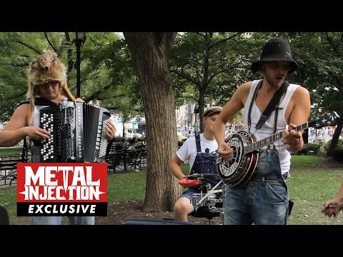 STEVE 'N' SEAGULLS On Becoming YouTube Sensation, Failed Cover Songs & More  Metal Injection