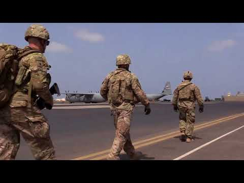 DFN: Soldiers Train For Emergency Response in East Africa, CAMO LEMONNIER, DJIBOUTI, 03.16.2018