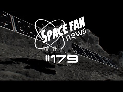 Hubble Suggests Water Plumes Over Europa; ESA's Rosetta Mission Ends | SFN #179 - UCQkLvACGWo8IlY1-WKfPp6g