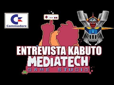 ENTREVISTA KABUTO  MEDIATECH