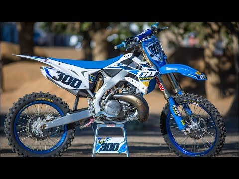 First Ride 2019 TM 300MX 2stroke - Motocross Action Magazine
