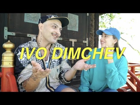 Ivo Dimchev on Being HIV Positive, Russia and Creating Music at 40