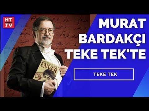 Murat Bardakçı Teke Tek'te soruları yanıtlıyor… #YAYINDA