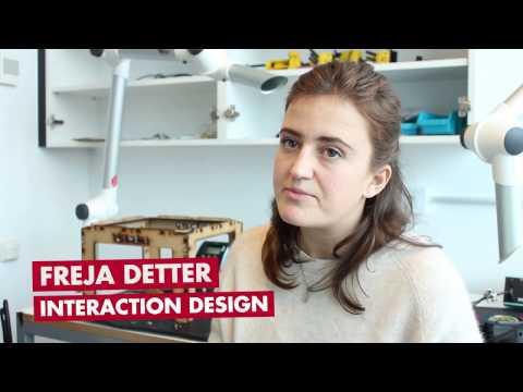 Interaction Design - Freja Detter