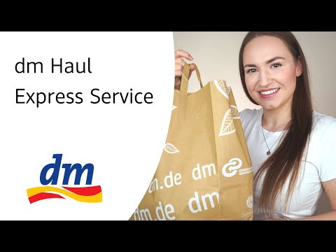 dm Express-Abholungs Haul