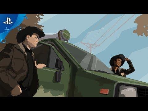 Rebel Cops - Announcement Trailer   PS4
