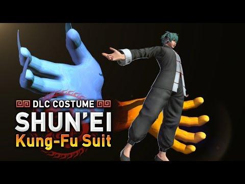 KOFXIV: Shun'ei Kung-Fu Suit DLC Trailer