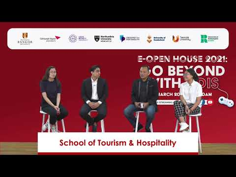 MDIS E-Open House 2021 - School of Tourism and Hospitality