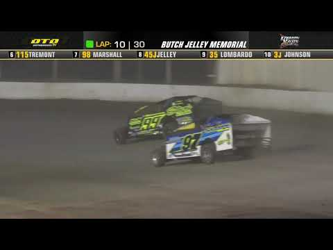 Lebanon Valley Speedway | Modified Feature Highlights | 8/7/21 - dirt track racing video image