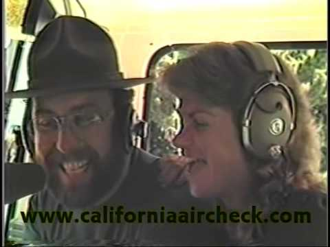 KFRC San Francisco Mobile Sturgeon 1983  California Aircheck Video