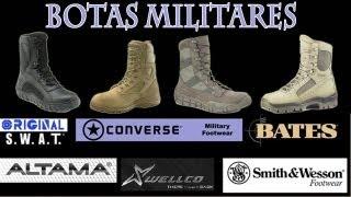 b6d1717bfbe Botas Militares