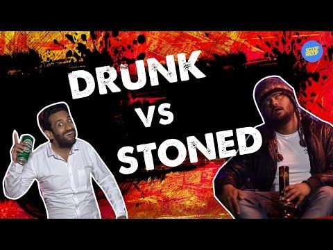 ScoopWhoop: Drinkers Vs Stoners