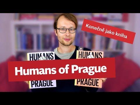 Humans of Prague konečně jako kniha: Tomáš Princ představuje