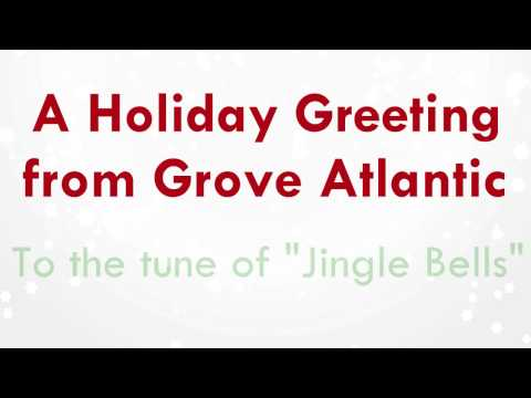 A Holiday Greeting from Grove Atlantic