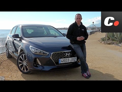 Hyundai i30 2017  | Primera prueba / Test / Review en español | Contacto | coches.net