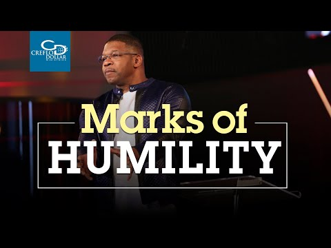 Marks of Humility - Wednesday Morning Service