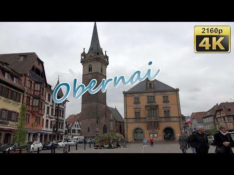 Obernai, Alsace - France 4K Travel Channel - UCqv3b5EIRz-ZqBzUeEH7BKQ