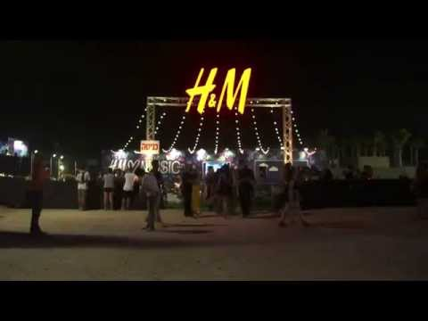 hm.com & H&M Voucher Code video: H&M LOVES MUSIC ISRAEL